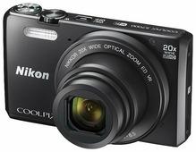 Фотоаппарат Nikon Coolpix S7000