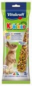 Лакомство для кроликов Vitakraft Крекеры Original мультивитамин