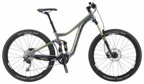 Горный (MTB) велосипед Giant Intrigue 27.5 2 (2014)