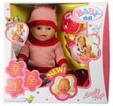 Интерактивный пупс Baby Doll 8001-F 43 см