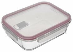 Tescoma Контейнер Freshbox Glass 0.4 л прямоугольный