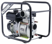 Мотопомпа KOSHIN STV-80X 4.2 л.с. 900 л/мин
