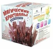 Набор для исследований Инновации для детей Магические кристаллы. Большой набор