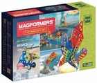 Магнитный конструктор Magformers Deluxe 710010 Мастер