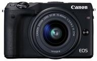 Фотоаппарат Canon EOS M3 Kit