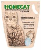 Наполнитель Homecat Силикагелевый Стандарт (30 л)