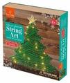 Fox-in-Box Набор для творчества Стринг Арт для детей Елочка (FB606306)