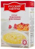 Русский завтрак Хлопья пшенно-рисовые, 400 г