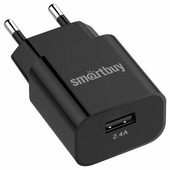 Сетевая зарядка SmartBuy Flash SBP-1024/SBP-1025