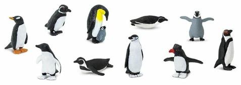 Фигурки Safari Ltd Пингвины 683404