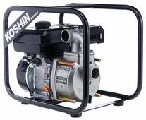 Мотопомпа KOSHIN STV-50X 4.2 л.с. 580 л/мин