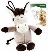 Игрушка для собак GiGwi Dog Toys Ослик (75104)