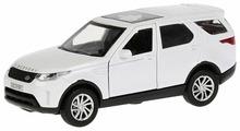 Внедорожник ТЕХНОПАРК Land Rover Discovery (DISCOVERY-GY/WT) 12 см