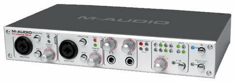 Внешняя звуковая карта M-Audio FireWire 1814