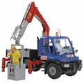 Подъемный кран Dickie Toys Дорожный сервис (3826001)