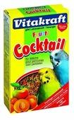 Добавка в корм Vitakraft для волнистых попугаев коктейль фруктовый