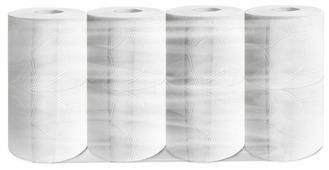 Туалетная бумага Veiro Professional Premium T308 белая двухслойная