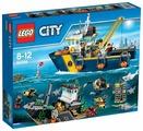 Конструктор LEGO City 60095 Глубоководное исследовательское судно