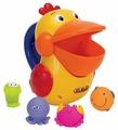 Игрушка для ванной K's Kids Голодный пеликан (KA422)