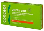 Concept Green Line Восстанавливающий лосьон против выпадения волос для волос и кожи головы