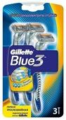 Одноразовый бритвенный станок Gillette Blue3