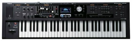 Цифровой орган Roland VR-09