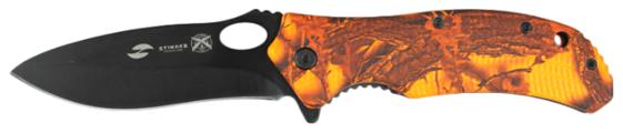 Нож складной STINGER FK-C051