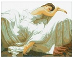 Белоснежка Набор для вышивания Нежность 55 x 43 см (1185)