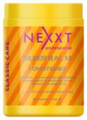 Бальзам NEXXT Classic care серебристый для светлых и осветленных волос с антижелтым эффектом