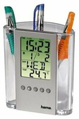 Термометр HAMA LCD Thermometer & Pen Holder (075299)