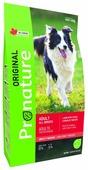 Корм для собак ProNature Original для здоровья кожи и шерсти, ягненок с горошком, с ячменём