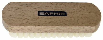 Щетка для обуви Saphir для замши большая