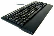 Клавиатура BTC 5309 Black PS/2
