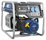 Бензиновый генератор Hyundai HHY 3000F (2800 Вт)