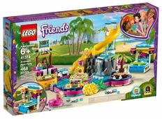 Конструктор LEGO Friends 41374 Вечеринка Андреа у бассейна