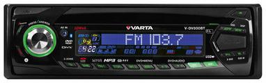 Автомагнитола VARTA V-DV800BT