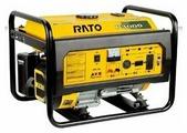 Бензиновый генератор RATO R3000 (2700 Вт)
