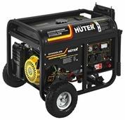 Бензиновый генератор Huter DY6500LXW (5000 Вт)