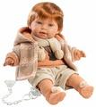 Интерактивная кукла Llorens Кристиан 42 см L 42331