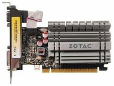 Видеокарта ZOTAC GeForce GT 730 902Mhz PCI-E 2.0 4096Mb 1600Mhz 64 bit DVI HDMI HDCP