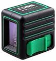 Лазерный уровень ADA instruments CUBE MINI GREEN Professional Edition (А00529)