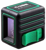 Лазерный уровень ADA instruments CUBE MINI GREEN Professional Edition (А00529) со штативом
