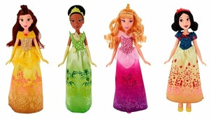 Кукла Hasbro Disney Princess Королевский блеск, 28 см, B6446