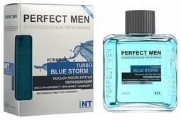 Лосьон после бритья Turbo Blue Storm Парфюмерия XXI века