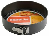 Форма для выпечки стальная Appetite SL4005/SL4005М (26х7 см)