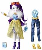 Кукла My Little Pony Equestria Girls Уникальный наряд Рарити, 29 см, E2267/E1931