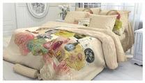 Постельное белье 2-спальное Verossa Portobello 50х70 см, перкаль