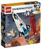 Конструктор LEGO Overwatch 75975 Пост наблюдения: Гибралтар
