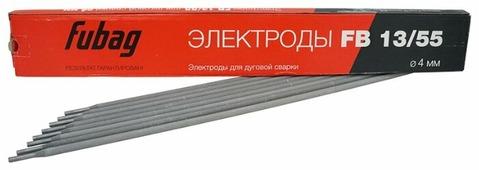 Электроды для ручной дуговой сварки Fubag FB13/55 4мм 0.9кг