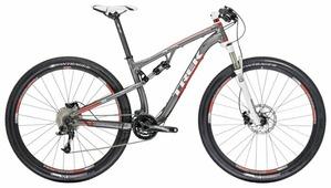 Горный (MTB) велосипед TREK Superfly FS 7 (2014)